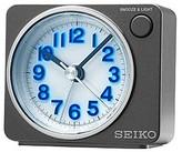 Seiko LED Sweep Second Hand Alarm Clock.