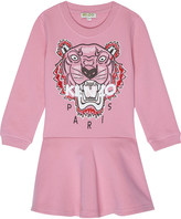 Kenzo Embroidered tiger dress 2-3 years
