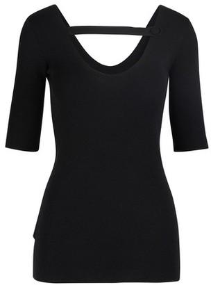 Prada 3/4 Length Sleeve Sweater