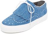 Robert Clergerie Flat Sneakers