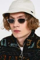Urban Outfitters UO Marshal Clear Sunglasses