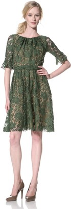 Eva Franco Women's Hettie Lace Dress