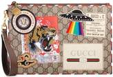 Gucci Courrier GG Supreme pouch