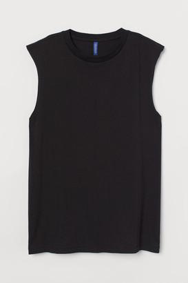 H&M Tank Top - Black