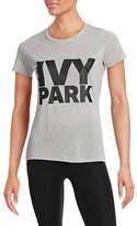 Ivy Park Logo Crew Neck Tee