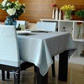 L&QQ home L&QQ Tble cloth simple solid color tblecloth-Western modern fbric Plid fshions tble cloth cn be customized