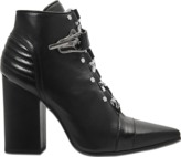 Emilio Pucci High heel hiking boot