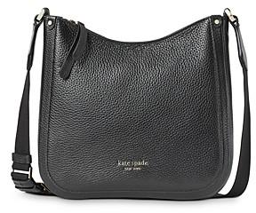 Kate Spade Roulette Medium Leather Messenger Bag