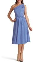 ECI Women's One-Shoulder Dress