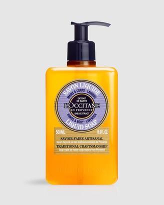 L'Occitane Shea Liquid Soap Lavender