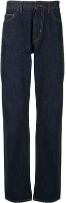 Kent & Curwen Straight-Leg Five Pocket Jeans