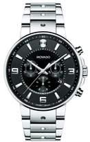 Movado Men's 'S.e. Pilot' Chronograph Bracelet Watch, 42Mm