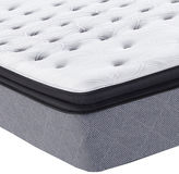Sealy Posturpedic Meadowlark Cushion Firm Euro Pillow-Top - Mattress Only