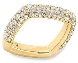 Robinson Pelham Zone 18K Yellow Gold & Diamond Ring