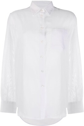 Filippa K Daphne button-up shirt