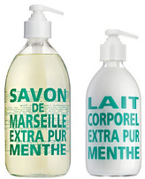Pur Soap + Lotion Set, Mint Tea