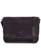 Leather Tigerfly Messenger Bag