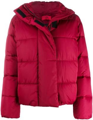 HUGO BOSS Padded Zip-Up Jacket