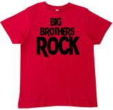 Micro Me Red 'Big Brothers Rock' Tee - Infant Toddler & Boys