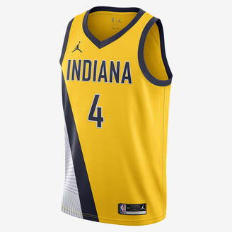 Nike Jordan NBA Swingman Jersey Victor Oladipo Pacers Statement Edition 2020