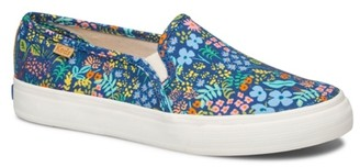 Keds Rifle Paper Co. Double Decker Meadow Slip-On Sneaker - Women's
