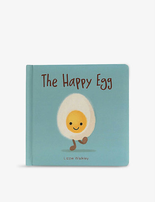 Jellycat East The Happy Egg book 19cm