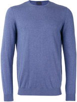 Laneus crew-neck jumper - men - Silk/Cashmere - 52