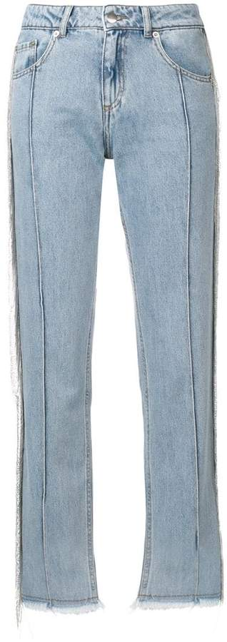 Each X Other fringed jeans