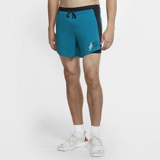 Nike Men's 2-In-1 Running Shorts Flex Stride Future Fast