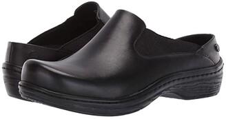 Klogs USA Footwear Sail (Black Full Grain) Women's Clog Shoes