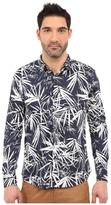 7 Diamonds Night Garden Long Sleeve Shirt