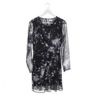 Lala Berlin Black Silk Dresses