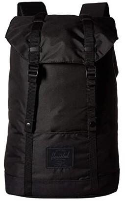 Herschel Retreat Light (Black) Backpack Bags