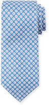 Stefano Ricci Small Flower Silk Tie