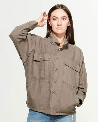 Joie Fatigue Utility Jacket