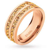 Folli Follie Classy Collection Ring Rose Champagne 54