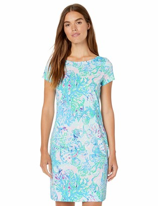 Lilly Pulitzer Women's Short Sleeve Marlowe DRES