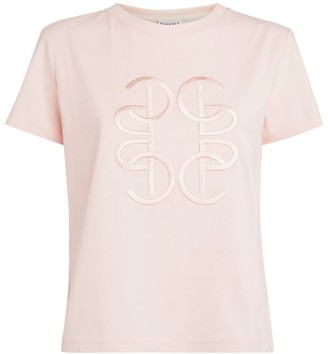 Claudie Pierlot Embroidered T-Shirt
