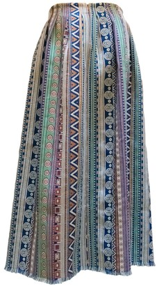 Relax Baby Be Cool Long Maxi Skirt