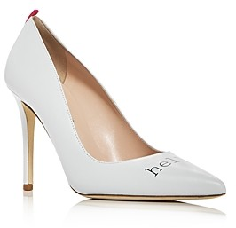 Sarah Jessica Parker Women's Hello Lover Pointed-Toe Pumps