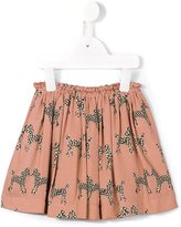 Anne Kurris - 'Trixy' Paris poodle skirt - kids - Linen/Flax/Rayon - 4 yrs