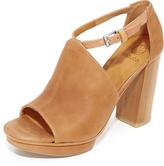 Coclico Leash Platform Sandals