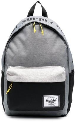 Herschel Classic XL colour block backpack