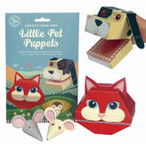 Your Own Clockwork Soldier Create Pet Puppets Activity Kit