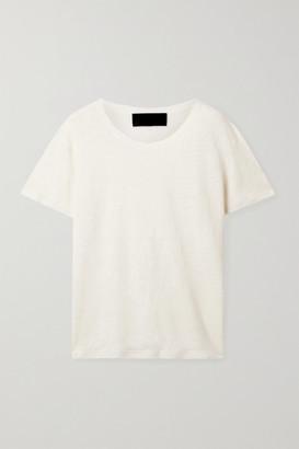 Nili Lotan Irving Linen T-shirt