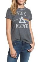Lucky Brand Women's Studded Pink Floyd Tee