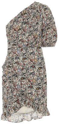 Etoile Isabel Marant Esthera printed cotton minidress