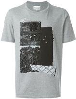 Maison Margiela textured print T-shirt