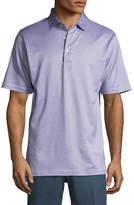 Peter Millar Crowne Yorktowne Birdseye Polo Shirt