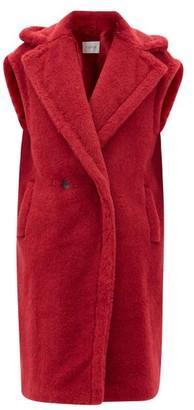 Max Mara Gettata Coat - Red